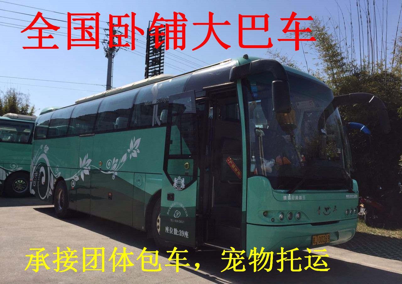 客车)柯桥去临泉直达汽车15251582216乘车路线