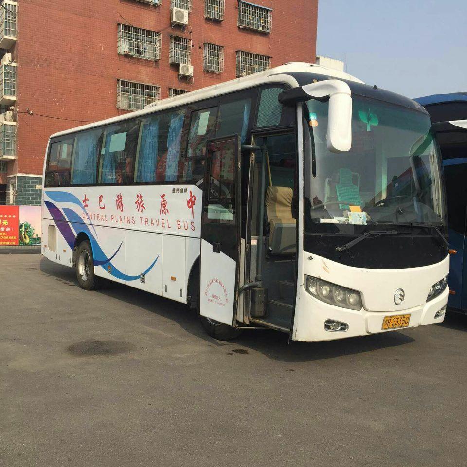 乘坐 嘉兴发往哈尔滨的直达软卧的豪华客车