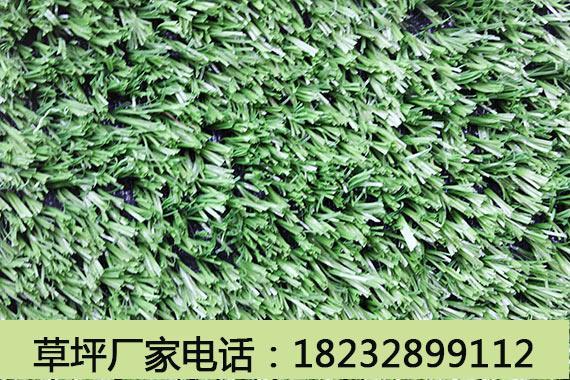 八道江体育场人工草铺设18232899112 _每方米价格